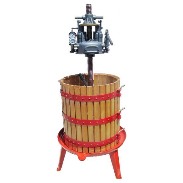 Pressoir hydraulique pour raisin